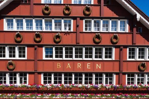Boutique Hotel Baren Gonten, Appenzell Innerrhoden