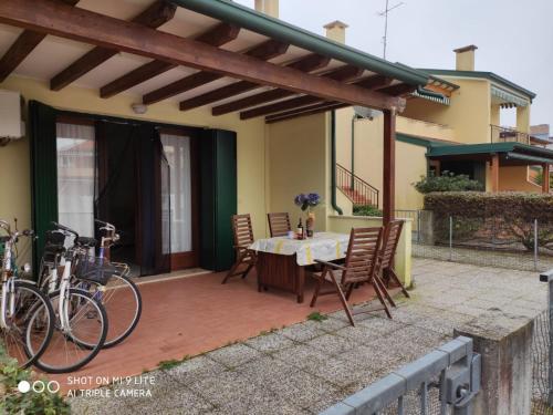 Villaggio Cristina, Venezia
