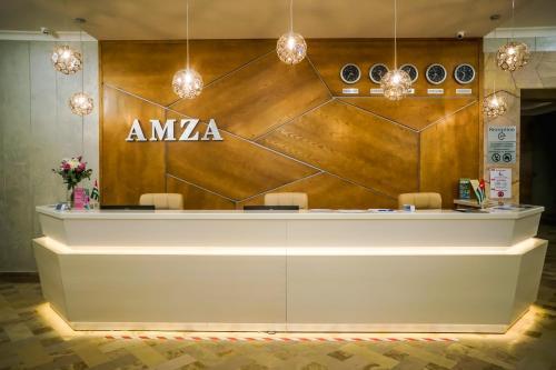 Amza Park Hotel, Gagra