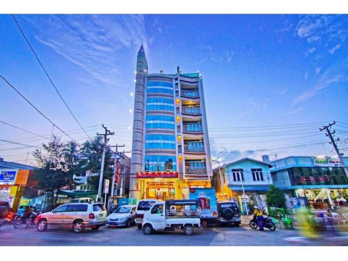 Hotel Chindwin, Monywa