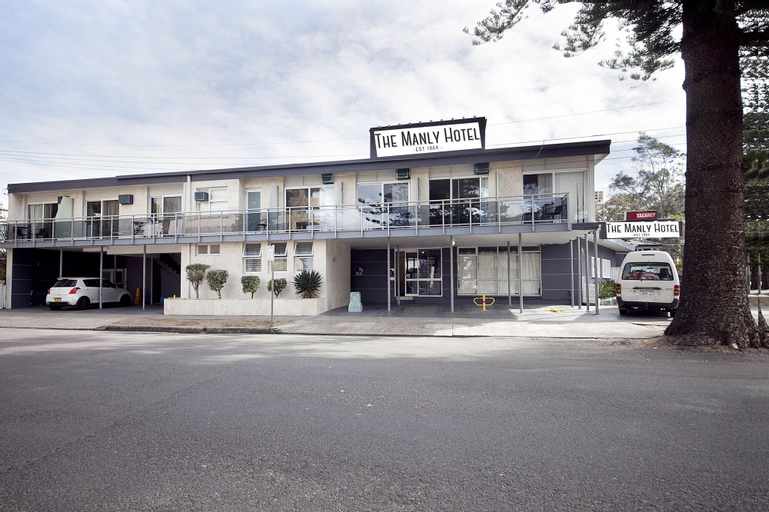 The Manly Hotel Est. 1964, Manly