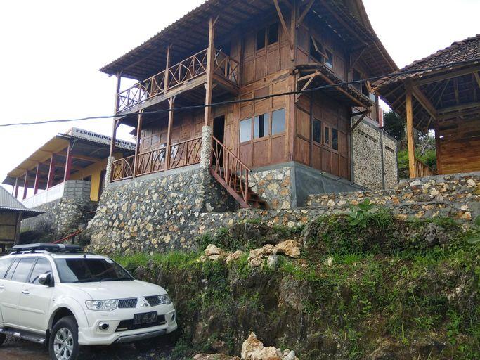 Villa Watu Kodok, Gunung Kidul