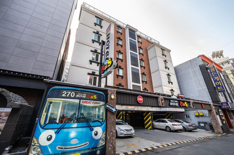 Bus Hotel, Bucheon
