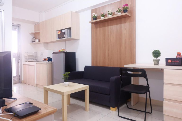 Cozy Baywalk Apartment At Green Bay, North Jakarta