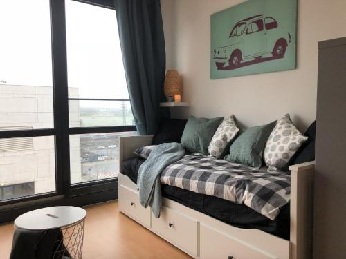 Cozy studio in Belval with Netflix next to Rockhal, Esch-sur-Alzette