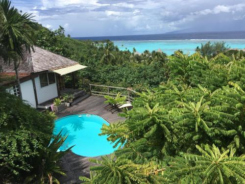 Moorea Happy Bungalow,