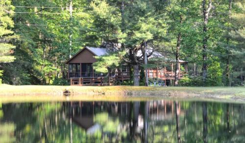 Rippling Waters Lodge Cabin, Jackson