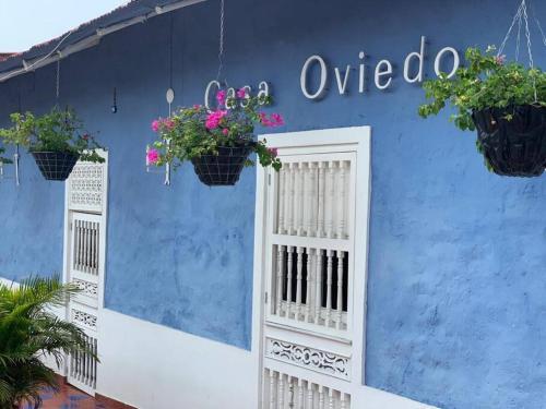 Casa Oviedo II, Rivera