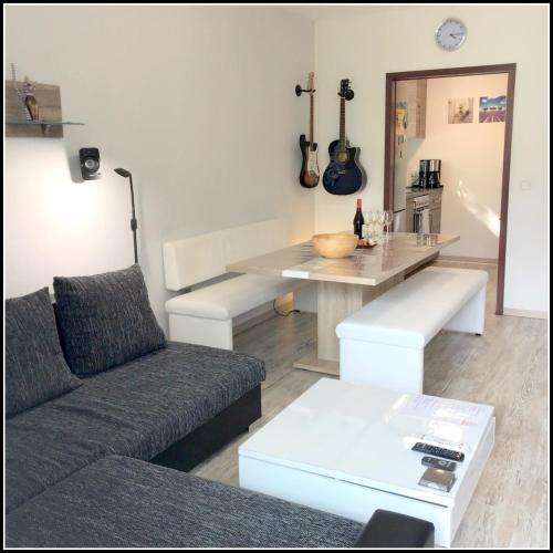 15% Discount - 60m² - Wasserbett - WiFi - Parking -Balkon, Dortmund