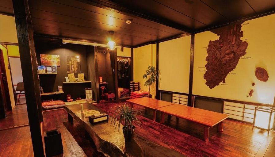 Hostel Knot, Izu