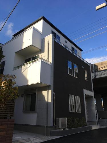 竹内公寓, Ichikawa