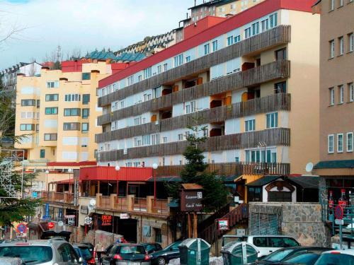 Apartamentos los Copos ASN, Granada