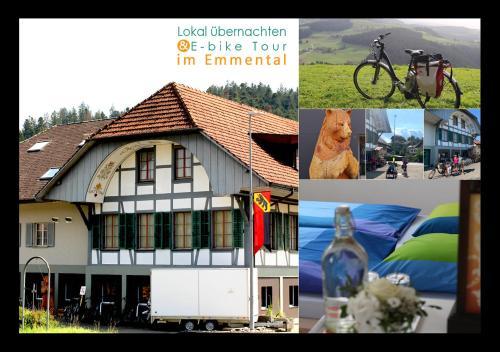 Modtrip Switzerland, Trachselwald