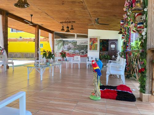 NATURE RELAX - Guacamayo Eco-Turistico Condo-Hotel with Swimming Pool, Bonao