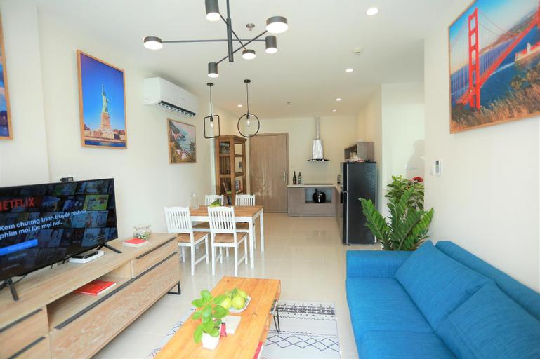 N74-Lucky Homestay @Vinhomes Ocean Park @1BR + 1, Gia Lâm