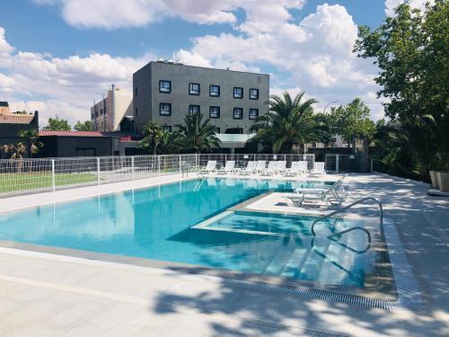 Hotel Parque Real, Ciudad Real