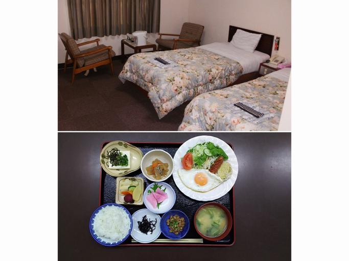 Business Hotel Kanaya, Takachiho