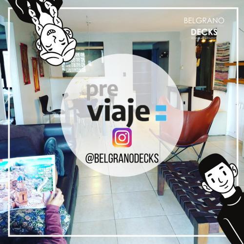 Belgrano Decks, Bariloche