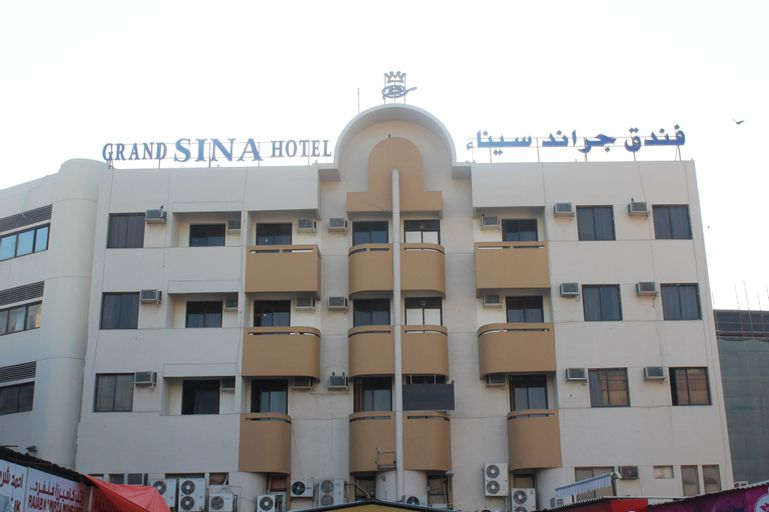Grand Sina Hotel,