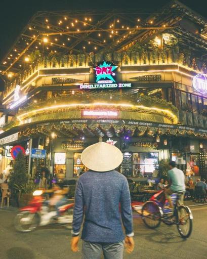 DMZ Hostel Hue, Huế