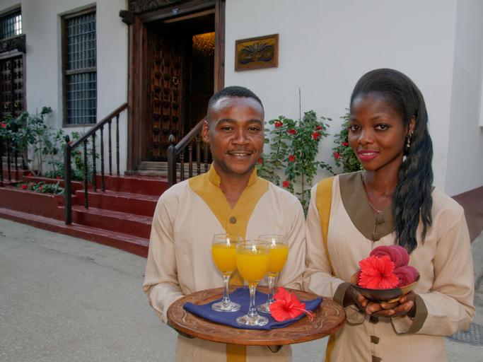 Zanzibar Palace Hotel, Mjini
