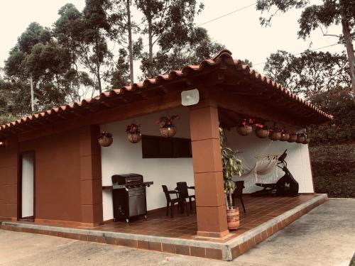 Cottage Refuge, Rionegro