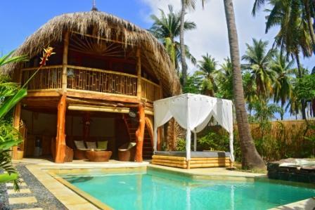 Meno Island Villas, Lombok