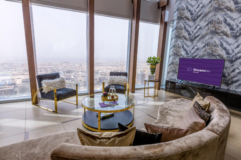 Dream Inn Holiday Homes - Duplex Apartment, Dubai,