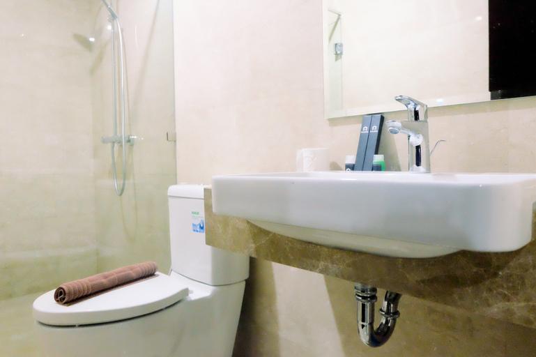 Best Location 2BR Menteng Park Apartment, Central Jakarta