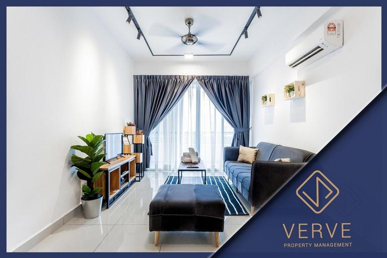 Ipoh Majestic Condominium by Verve (6 Pax) EECH52, Kinta