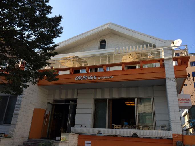 Hongdae Orange Guesthouse, Seodaemun