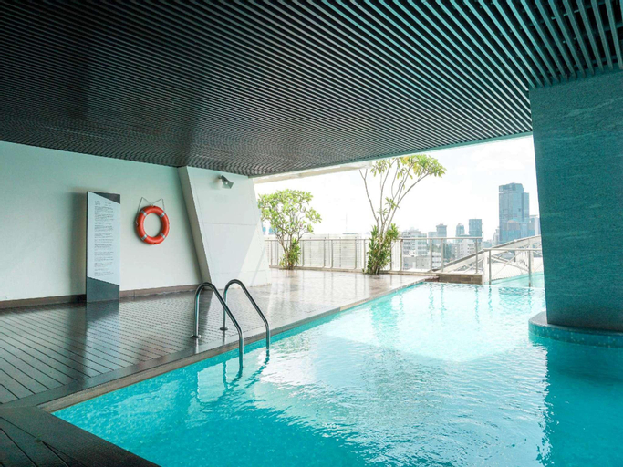 Tranquil Studio Apt at Menteng Park By Travelio, Central Jakarta