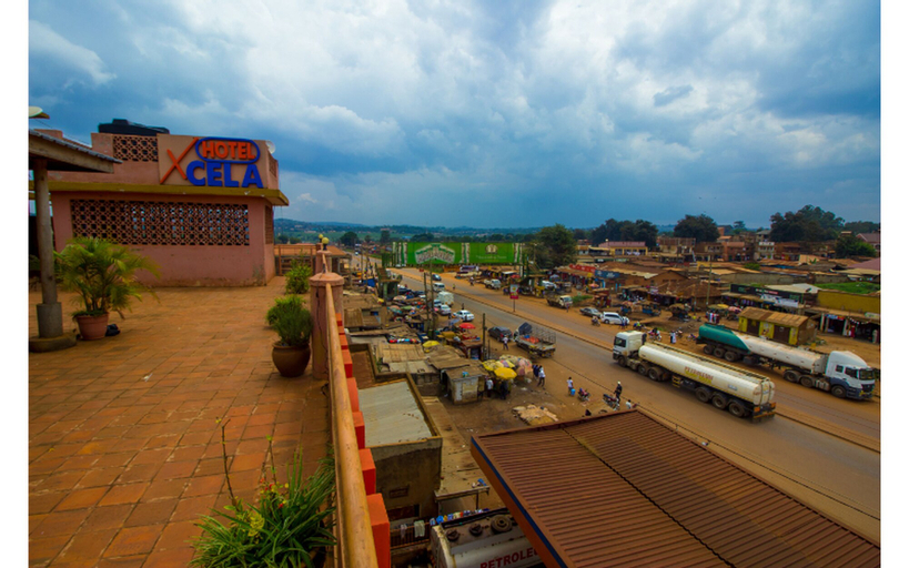 Xcela Hotel, Butembe