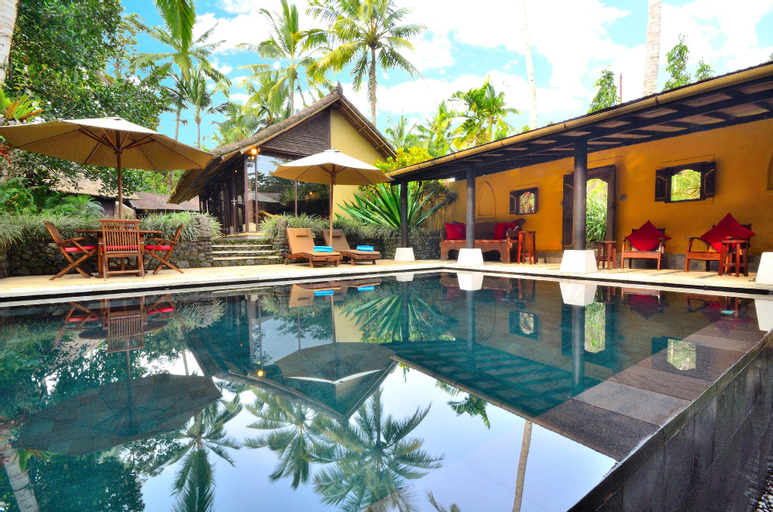 A Unique Villa in authenticity Balinese Atmosfer, Gianyar