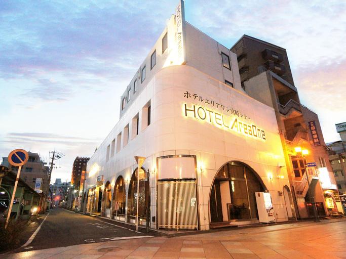Hotel AreaOne Miyazaki City, Miyazaki