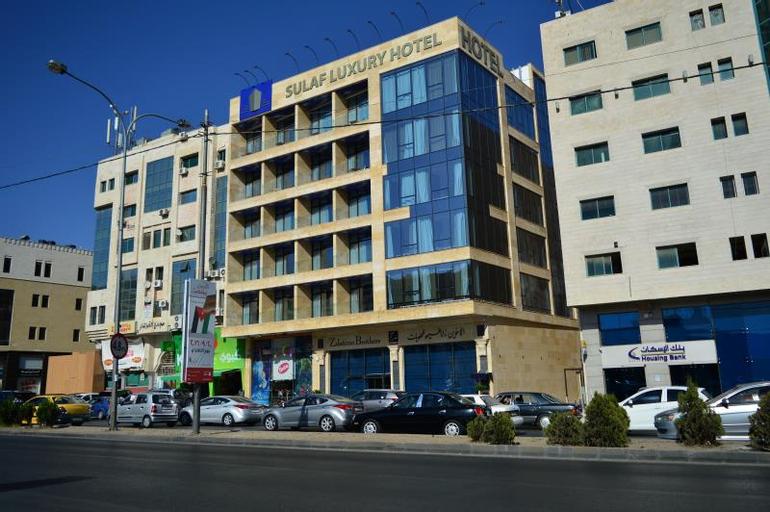 Sulaf Luxury Hotel, Salt