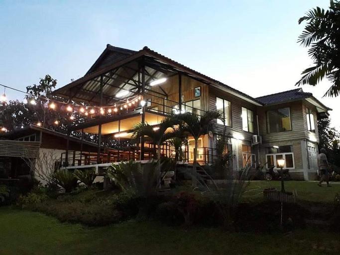 NeeKrung Home Stay (Chom Khong House), Wieng Kaen