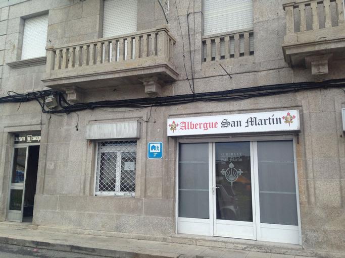 Albergue San Martin, Pontevedra
