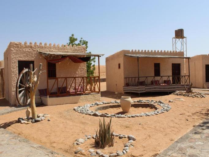 Sama al Wasil Desert Camp , Biddiya