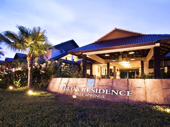 Felda Residence Hot Spring, Batang Padang