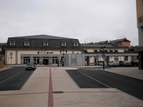 Hostal la Estación, Ávila
