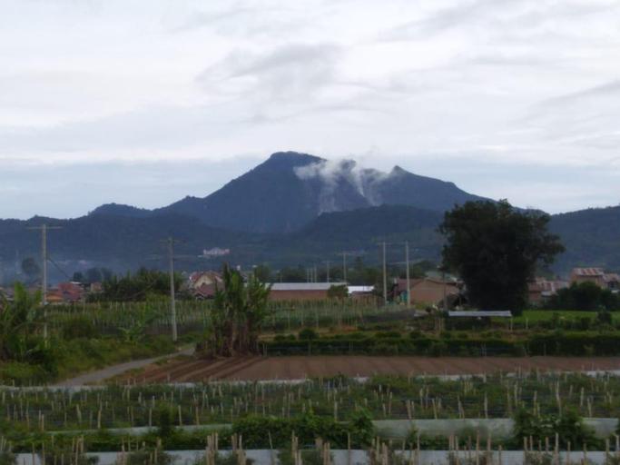 Berastagi Mountain View Homestay & Pizzeria, Karo