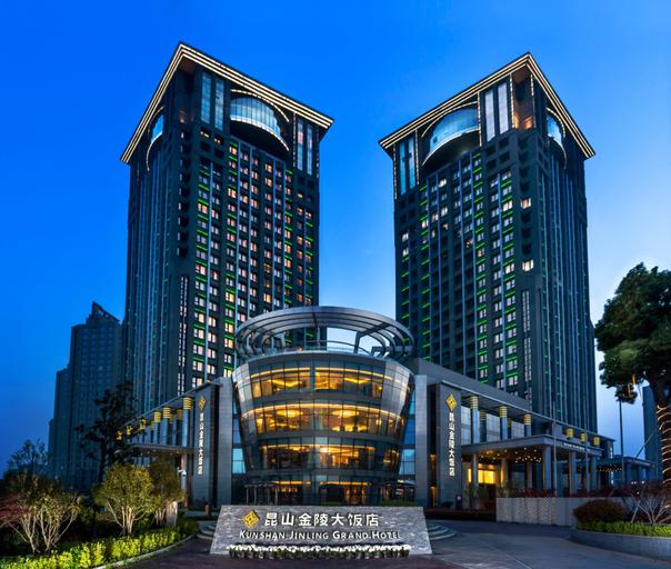 Jinling Grand Hotel Kunshan, Suzhou