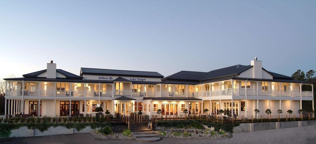 Hilton Lake Taupo, Taupo