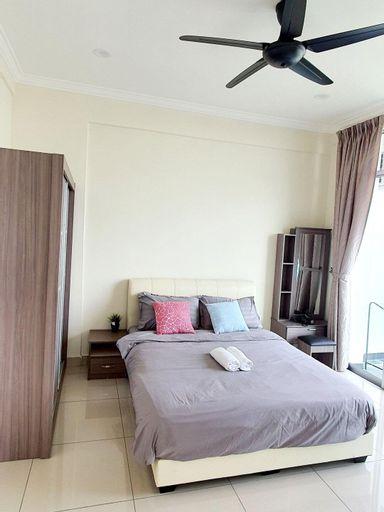 Jovial WaterPark 4Room 11Pax Suite@BM Bandar Perda, Seberang Perai Tengah