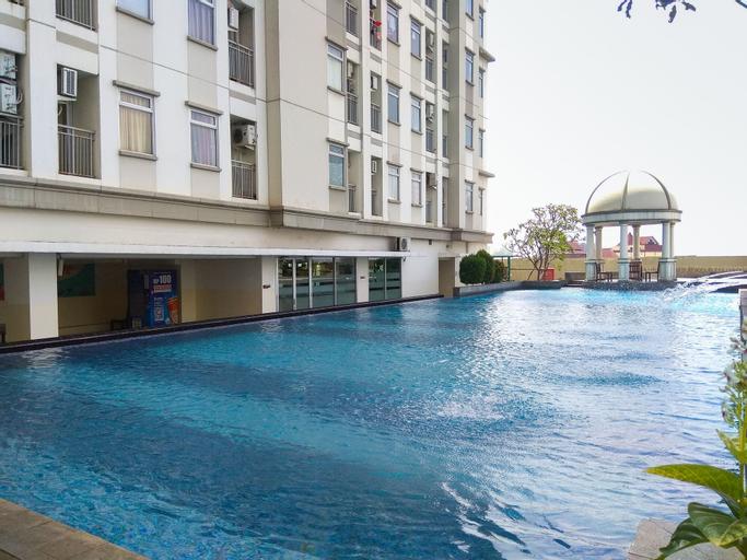 Homey 2BR Apartment at Green Lake Sunter, North Jakarta