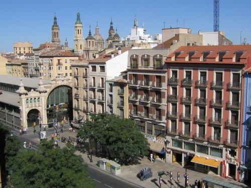 Hotel Avenida, Zaragoza