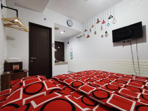 Inighe Homey Minimalist Studio Room, Bandung