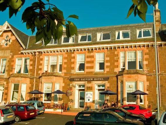 The Bayview Hotel, North Ayrshire