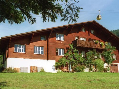 Beautiful Apartment in Hasliberg with Garden, Oberhasli